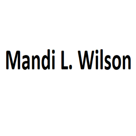 Dr. Mandi L Wilson