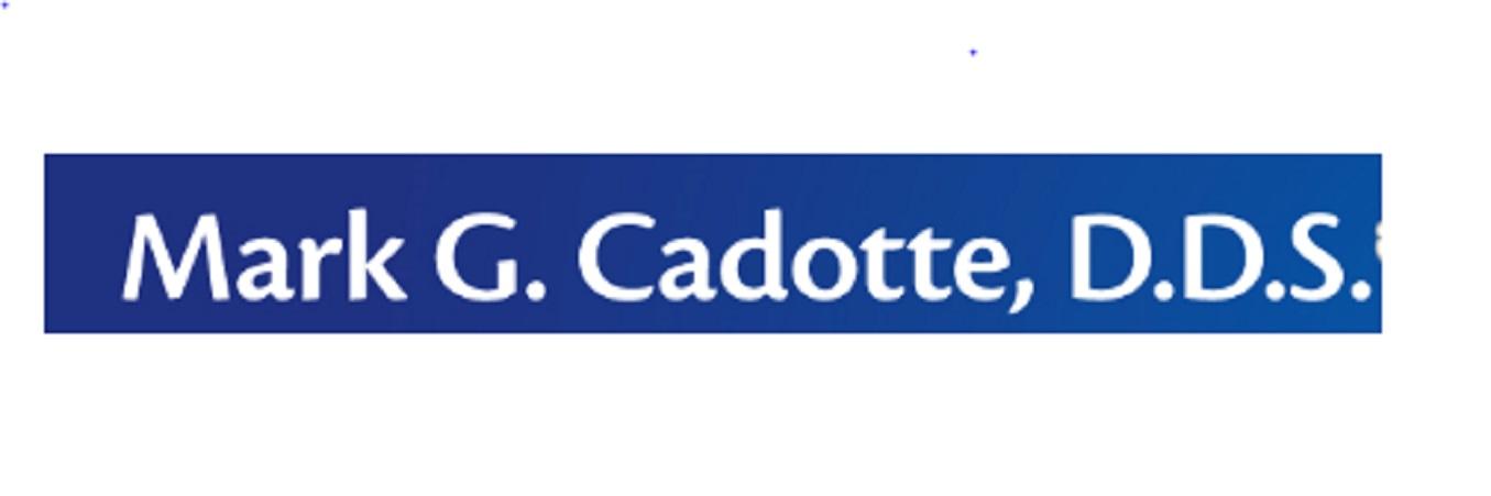 Dr. Mark G. Cadotte