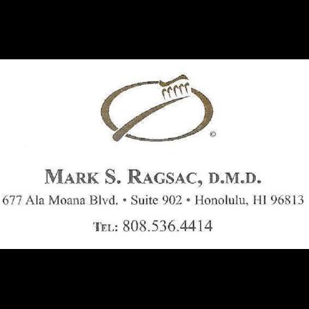 Dr. Mark S Ragsac