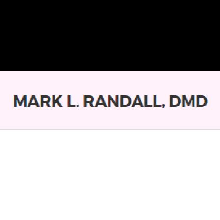 Dr. Mark L Randall