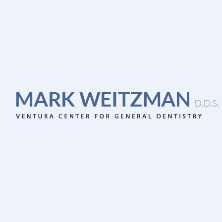 Dr. Mark E Weitzman
