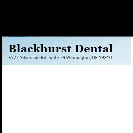 Dr. Marta Blackhurst