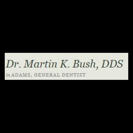 Dr. Martin Bush