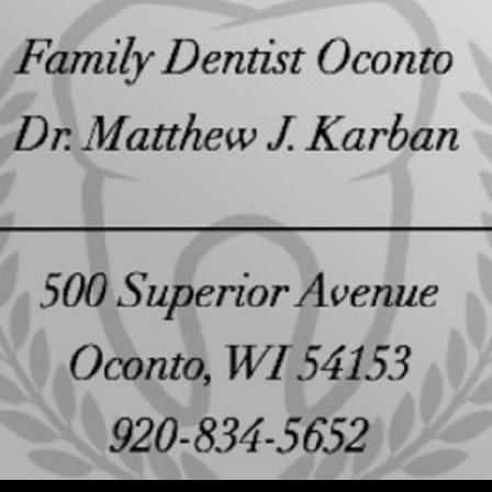 Dr. Matt J Karban