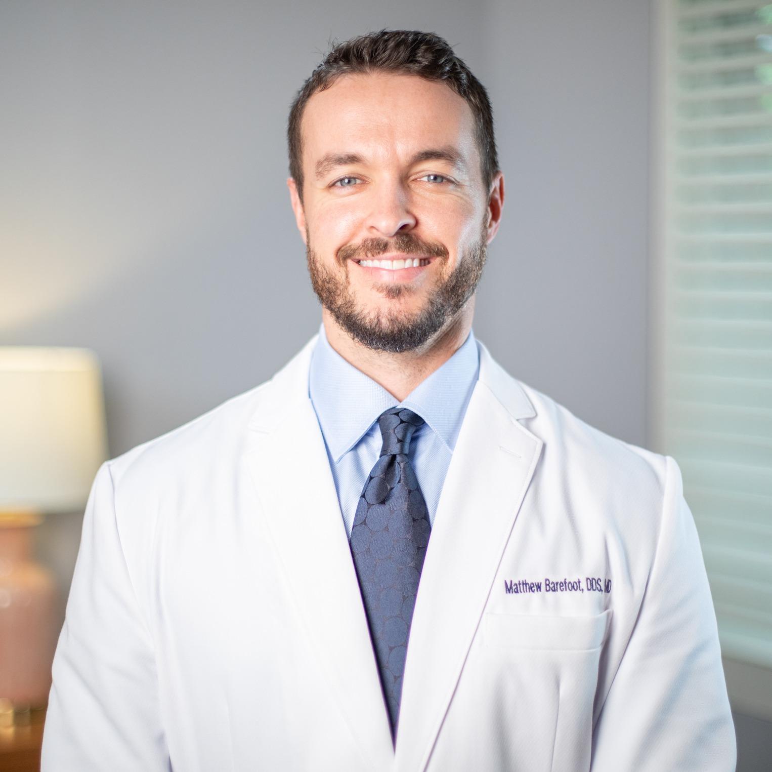 Dr. Matthew R Barefoot