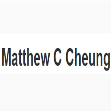 Dr. Matthew C Cheung