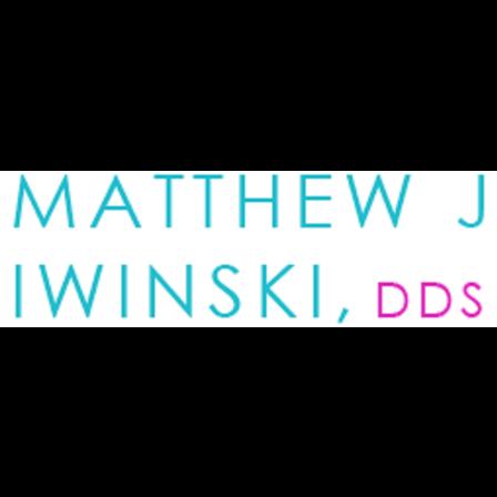 Dr. Matthew J Iwinski