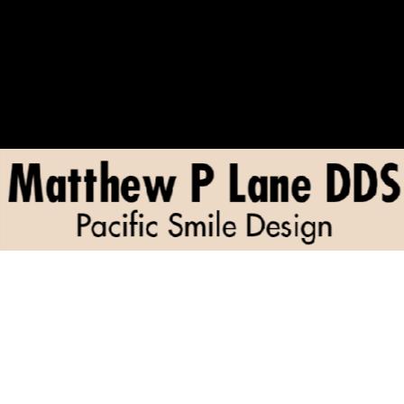 Dr. Matthew P Lane