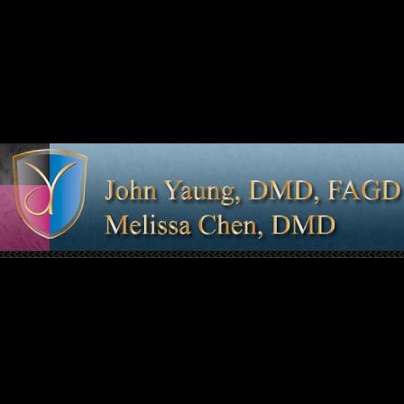 Dr. Melissa I Chen
