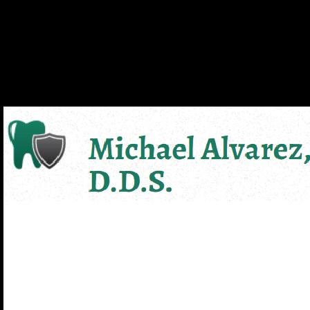 Dr. Michael Alvarez