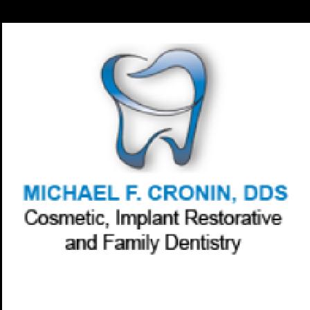Dr. Michael Cronin