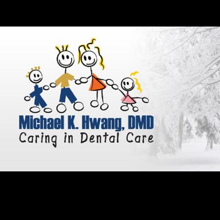 Dr. Michael K Hwang