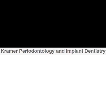 Dr. Michael A Kramer