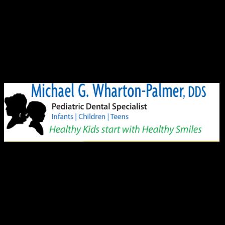 Dr. Michael Wharton-Palmer