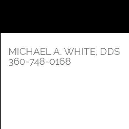 Dr. Michael A White