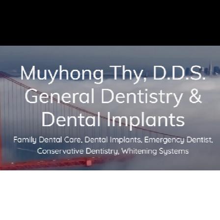 Dr. Muyhong Thy