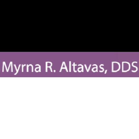 Dr. Myrna R Altavas