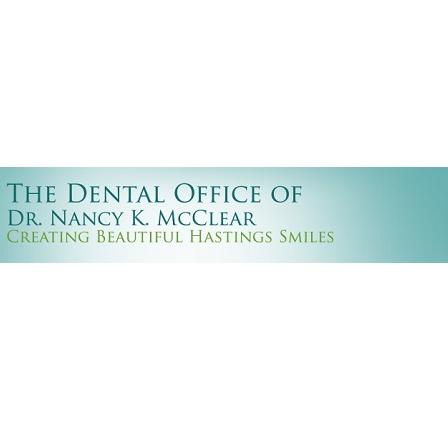 Dr. Nancy K. McClear
