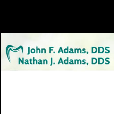 Dr. Nathan J Adams
