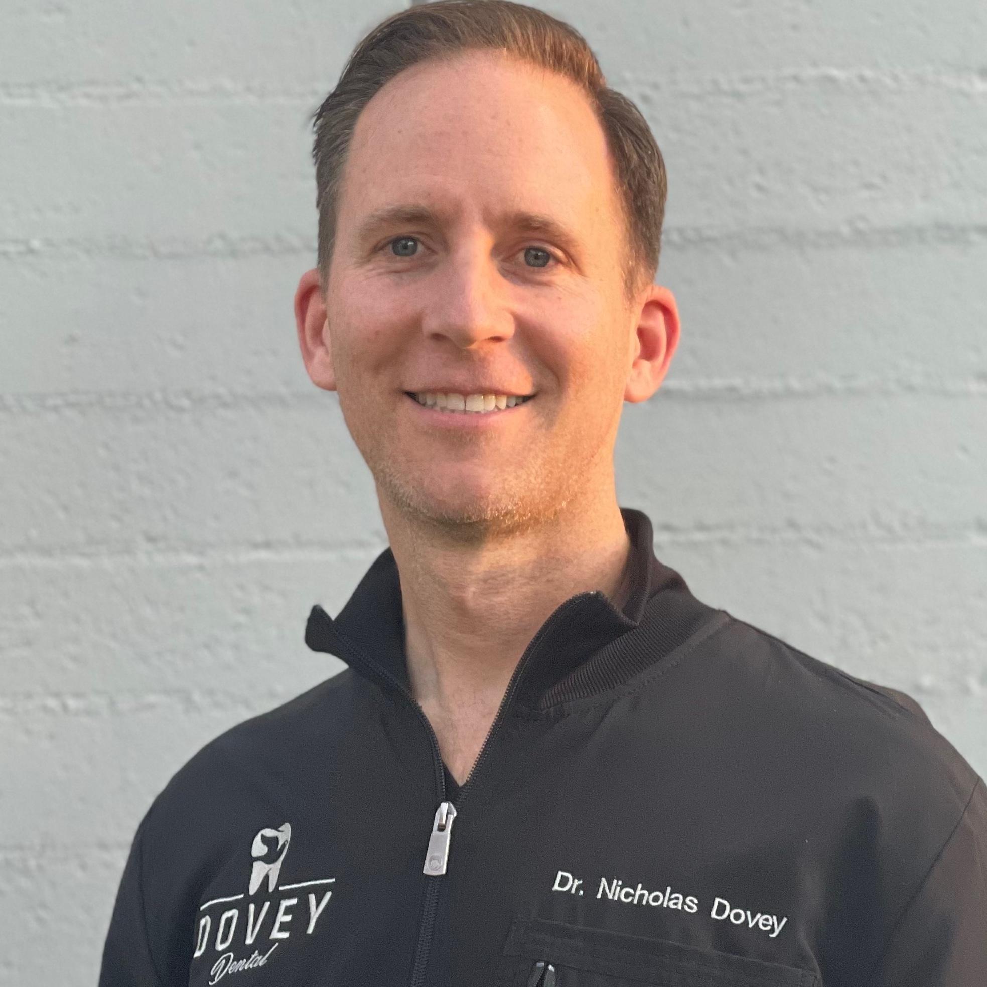 Dr. Nicholas Dovey
