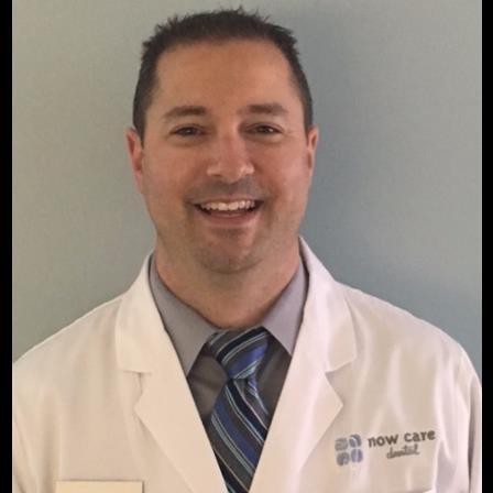 Dr. Nicholas Geller