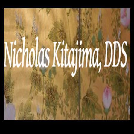 Dr. Nicholas K Kitajima