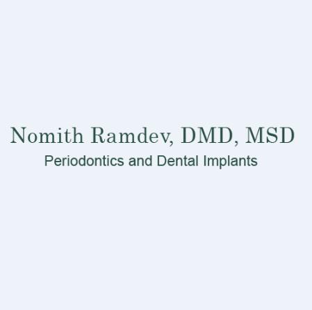 Dr. Nomith T Ramdev