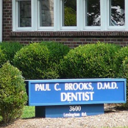Dr. Paul C Brooks, III
