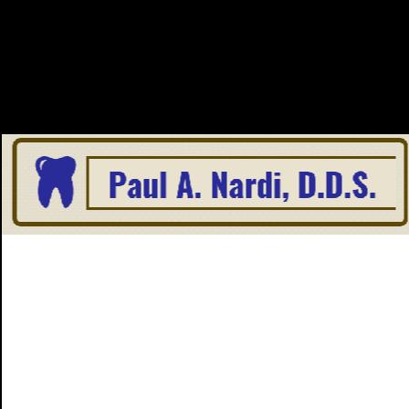 Dr. Paul Nardi