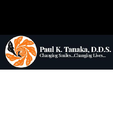 Dr. Paul Tanaka