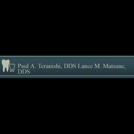 Dr. Paul A Teranishi