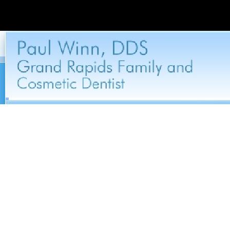 Dr. Paul J. Winn