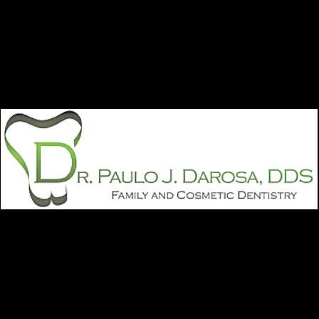 Dr. Paulo J DaRosa