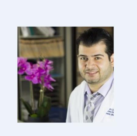Dr. Pedram Zarabian