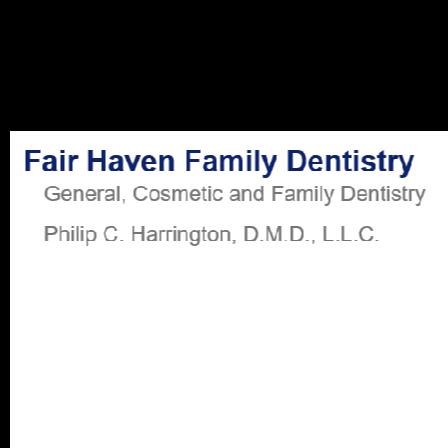 Dr. Philip C Harrington