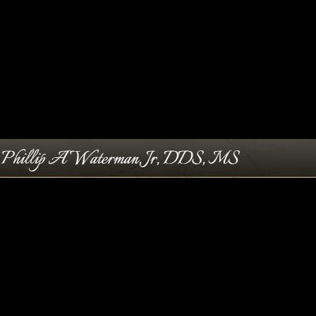 Dr. Phillip A Waterman, Jr.