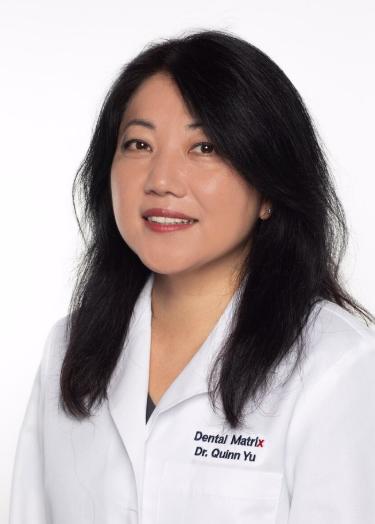 Dr. Quinn Yu