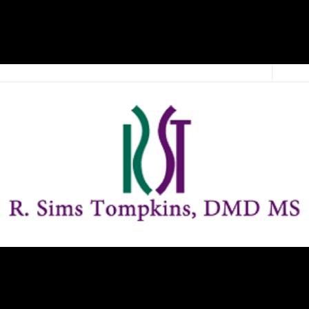 Dr. R S Tompkins
