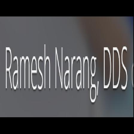 Dr. Ramesh Narang