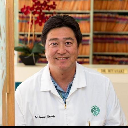 Dr. Randal T Motooka