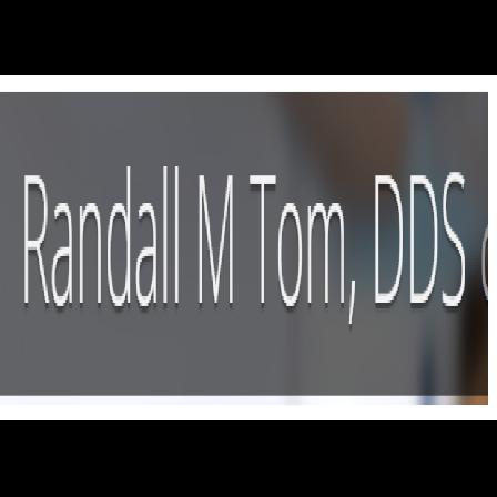 Dr. Randall M Tom