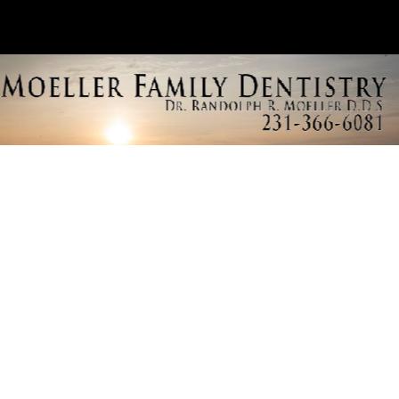 Dr. Randolph R. Moeller