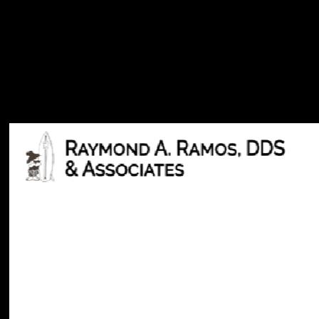 Dr. Raymond A Ramos