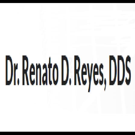Dr. Renato D Reyes