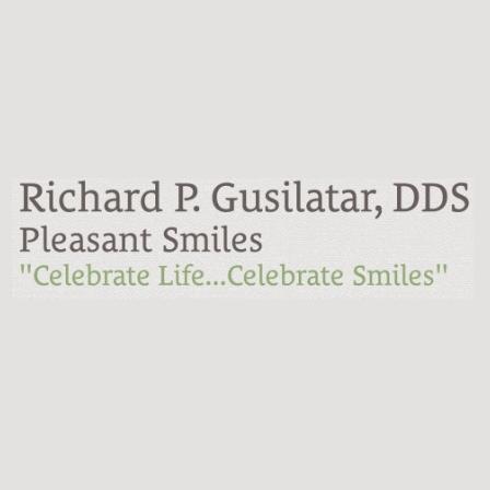 Dr. Richard P Gusilatar