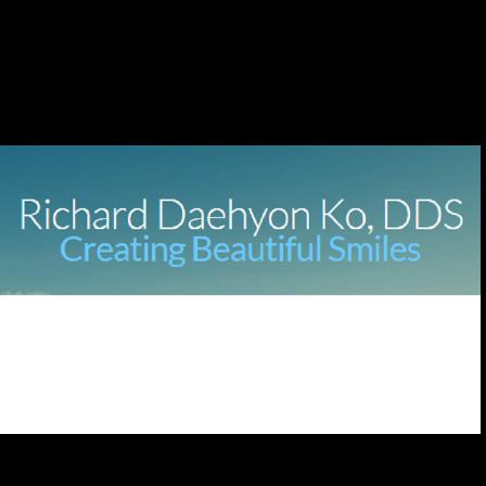 Dr. Richard D Ko