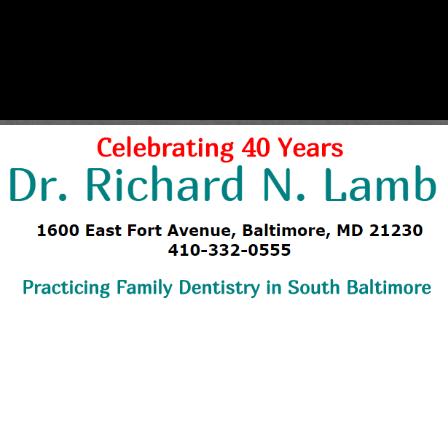 Dr. Richard N Lamb