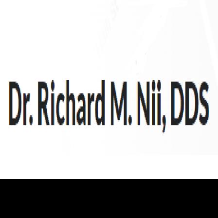 Dr. Richard M Nii