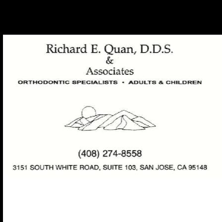 Dr. Richard E Quan