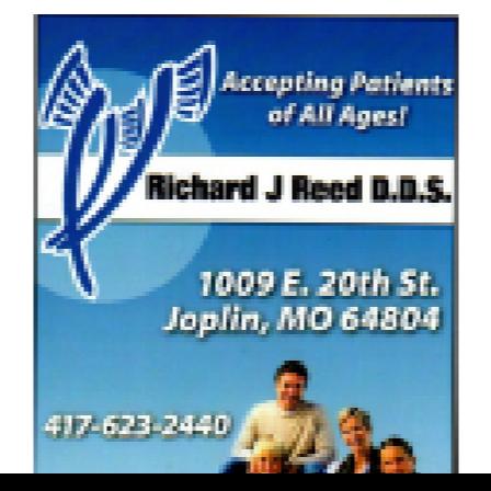 Dr. Richard J Reed